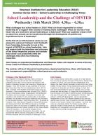 1603 16 MacBeath seminar at Newman